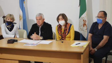 Chaco CAmbia - Conferencia de Prensa